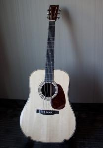 Berndt Guitars Indian Rosewood D front